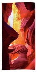 Sandstone Collection 1 Ablaze Beach Towel