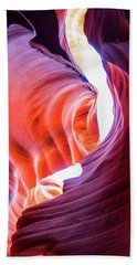 Sandstone Collection 4 Verticle Shadows Beach Towel