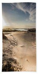 Sandy Beach Haven Beach Towel