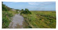 Sandy Neck Trail Beach Sheet