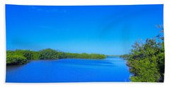 Sanibel Island, Florida Beach Sheet