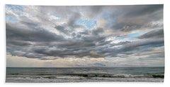 Sanibel Island Seashells Beach Towel