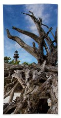 Sanibel Lighthouse Beach Towel