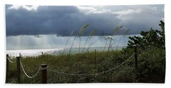 Sanibel Sea Grasses Beach Sheet