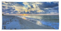 Sanibel Sunrise Beach Towel