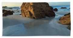 Santa Barbara Coast Beach Towel