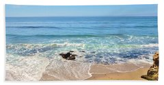 Santa Cruz Private Beach Beach Towel