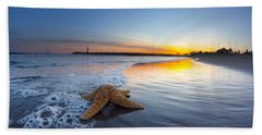 Santa Cruz Starfish Beach Towel