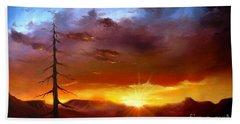Santa Fe Sunset Beach Sheet