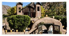 Santuario De Chimayo Beach Towel