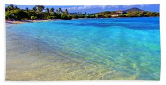 Sapphire Glow Beach Sheet