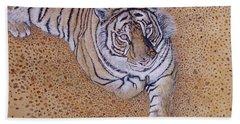 Sasha Beach Towel by Tom Roderick