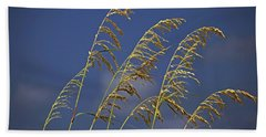 Beach Towel featuring the photograph Saturday Sway by Michiale Schneider