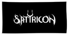 Satyricon Beach Towel