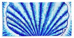 Scallop Beach Towel