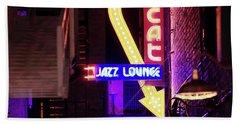 Scat Jazz 11217 Beach Sheet