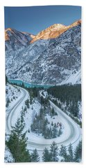 Scenic Drive Beach Towel