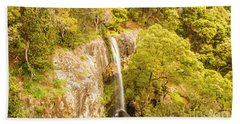 Scenic Forest Falls Beach Towel