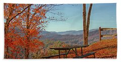 Scenic View Beach Towel