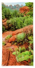 Schnebly Hill 07-057 Beach Towel