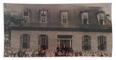 School 1895 Beach Sheet