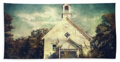 Schoolhouse 1895 Beach Towel