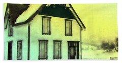Schubert House Beach Sheet
