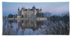 Schwerin Castle 1 Beach Towel
