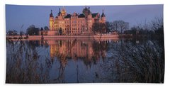 Schwerin Castle 2 Beach Sheet