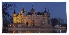 Schwerin Castle 3 Beach Sheet