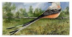 Scissor-tail Flycatcher Beach Sheet