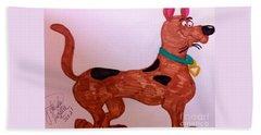 Scooby-doo Beach Towel