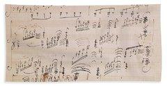 Composer Beach Towels