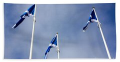 Scotland Beach Towel
