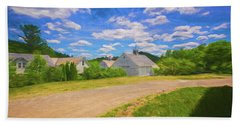 Scott Farm Vista Beach Towel