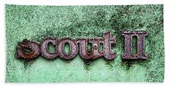 Scout II Beach Towel