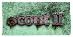 Scout II Beach Towel