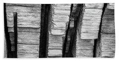 Sculpted Log Beach Sheet