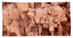 Sculpted Rocks Beach Sheet
