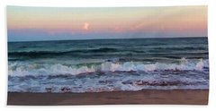 Beach Towel featuring the photograph Sea And Sky by Roberta Byram