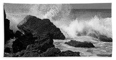 Sea Crush Beach Towel