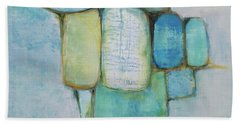 Sea Glass 2 Beach Towel