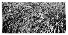Sea Grass Beach Sheet by Glenn Gemmell