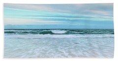 Sea Is Calling Beach Towel