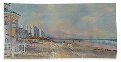Sea Isle City New Jersey Beach Towel