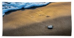 Sea Layers Of Colors Beach Towel