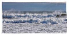 Sea Mist Beach Towel
