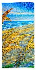Sea Oats Dual#2 Beach Sheet