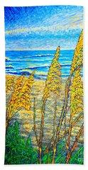 Sea Oat,dual #1 Beach Towel