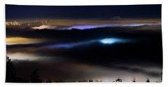 Sea Of Fog Beach Sheet